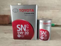 Toyota. Вязкость 5W-30, гидрокрекинговое