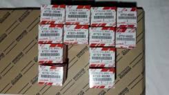 Поршень суппорта. Lexus: LX450d, GX460, GX400, GX470, LX570, LX460, LX450 Toyota Sequoia, UCK60, UCK60L, UCK65, UCK65L, UPK60, UPK60L, UPK65, UPK65L...