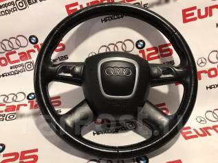 Руль. Audi S6 Audi A6, 4F5/C6, 4F2/C6 Двигатели: BDH, ALT, ARS, CDYA, CDYC, BYK, AUK, BDV, BDX, BDW, ASG, AYM, CCEA, AWT, CAGB, BMK, BKH, AKE, ASN, BP...