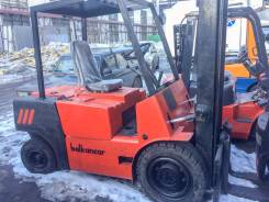 Balkancar RECORD 2S. Balkancar ДВ-1792 Болгарский погрузчик вилочный дизельный
