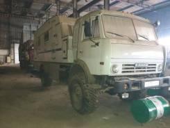 КамАЗ 4326. Продается отличный Камаз 4326 с фургоном, 10 850куб. см., 16 750кг.