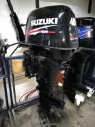 Suzuki. 40,00л.с., 4-тактный, бензиновый, нога L (508 мм), Год: 2006 год
