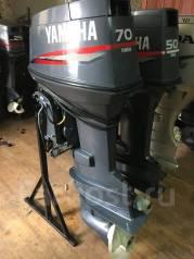 Yamaha. 2-тактный, бензиновый, нога X (635 мм), Год: 2002 год