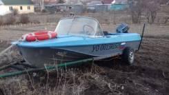 Казанка-5М3. Год: 1987 год, длина 4,50м., двигатель подвесной, 20,00л.с., бензин