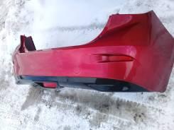 Бампер. Mazda Mazda3, BM Двигатели: SHVPTS, P5VPS, ZMDE, PEVPS