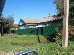 Продается дом в г. Дальнереченске. Улица Рябуха 114, р-н Приморский край, площадь дома 40кв.м., электричество 13 кВт, отопление твердотопливное, от...