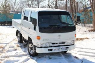 Toyota Dyna. Toyota DYNA, 2 800куб. см., 1 000кг.