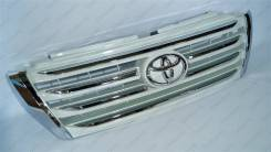 Решетка радиатора. Toyota Land Cruiser Prado, GRJ150L, KDJ150L