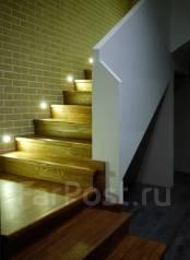 Лестницы из натурального дерева. Дуб, ясень. Столярный цех