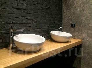 Столешницы для ванной. Под заказ