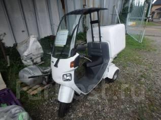 Honda Gyro. 49 куб. см., исправен, без птс, без пробега