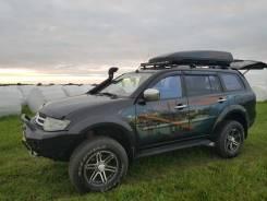 Mitsubishi Pajero Sport. автомат, 4wd, 3.0 (222л.с.), бензин, 78 000тыс. км