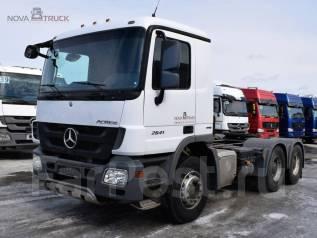 Mercedes-Benz Actros. 2641S, 11 946куб. см., 16 700кг.