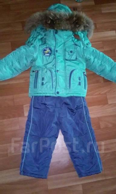 06d6e3a7c10f Продам лыжный костюм на мальчика - Детская одежда в Уссурийске