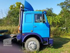 МАЗ 93866. Продам с телегой, 14 860 куб. см., 10 т и больше