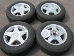 185 70 14 Bridgestone Ecopia EX10 на литье