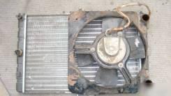 Радиатор охлаждения двигателя. Лада: 2108, 21099, 2109, 2113 Самара, 2114 Самара, 2115, 2115 Самара, 2113, 2114