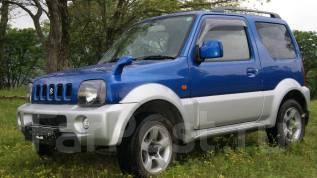 Suzuki Jimny. автомат, 4wd, 1.3 (88 л.с.), бензин, 129 000 тыс. км