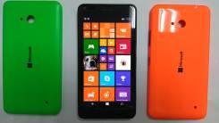 Microsoft Lumia 640. Б/у, 8 Гб, Черный, 3G, Dual-SIM