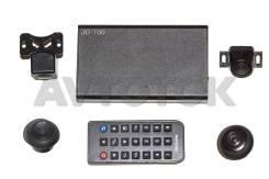 Универсальная система кругового обзора (4 камеры) JD-100