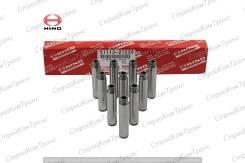 Втулка направляющая клапана. Hino 500 Hino 300 Toyota ToyoAce, XKC605, XKC645, XKC655, XKU304, XKU308, XKU338, XKU344, XKU348, XKU414, XKU424, XKU508...
