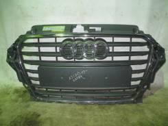 Решетка радиатора. Audi S3, 8V1, 8VA, 8VS Audi A3, 8V1, 8V7, 8VA, 8VS Двигатели: CHHB, CJSA, CJSB, CJXB, CJXC, CJXF, CJZA, CLHA, CMBA, CNSB, CNTC, CPT...