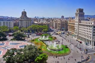 Продаётся АвтоПаркинг в центре Барселоны, Испания.