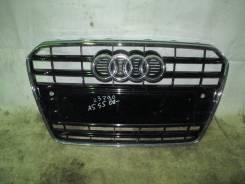 Решетка радиатора. Audi Coupe Audi A5, 8F7, 8T3, 8TA Audi S5, 8F7, 8T3, 8TA Двигатели: CAEB, CAED, CDNB, CDNC, CDUC, CGLC, CGLD, CGWC, CGXC, CHMB, CJC...
