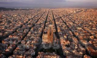 Продаётся участок рядом с аэропортом Барселоны, Испания.