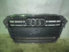 Решетка радиатора. Audi A4, 8K2, 8K2/B8, 8K5, 8K5/B8 Audi S4, 8K2, 8K2/B8, 8K5, 8K5/B8 Двигатели: 1Z, CAEA, CAEB, CAED, CDHA, CDNB, CDNC, CDUC, CEUA...