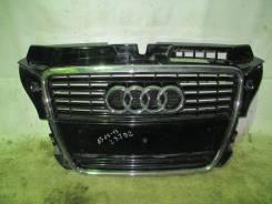 Решетка радиатора. Audi S3, 8P1, 8PA Audi A3, 8P1, 8P7, 8PA Двигатели: AXX, AZV, BDB, BEX, BHC, BHZ, BKC, BKD, BLF, BLS, BMJ, BMM, BMN, BPY, BSE, BSF...