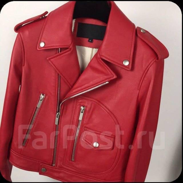 8b424602a2dc Куртка в стиле Dior ЭКО кожа - Верхняя одежда во Владивостоке