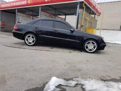 Тонировка съемная. Mercedes-Benz E-Class, W211