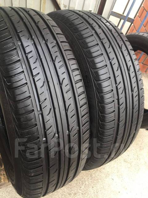 Dunlop Grandtrek PT3. Летние, 2015 год, 10%, 2 шт