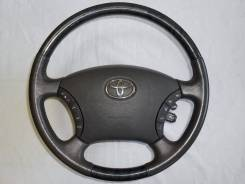Руль. Toyota: Land Cruiser, Hilux Surf, Camry, Land Cruiser Prado, 4Runner, Highlander, Hilux, Estima, Alphard, Avensis Verso, Hilux / 4Runner, Ipsum...