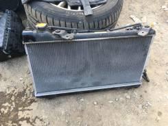Радиатор охлаждения двигателя. Subaru Forester, SF9