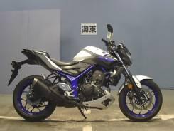 Yamaha MT-03. 320куб. см., исправен, птс, без пробега. Под заказ