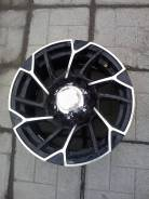 NZ Wheels SH660. 7.0x15, 6x139.70, ET-13, ЦО 110,5 мм.