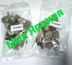 Крепеж тормозных колодок RX300, RX330, RX350 '03-, HIGHLANDER '05- Front XLD2450
