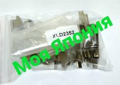 Крепеж тормозных колодок NISSAN TIIDA, X-TRAIL, MURANO, ALTIMA (PF2466) Rear XLD2352