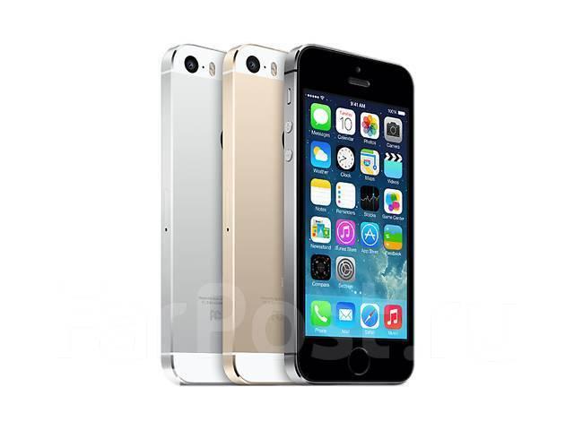 Купить смартфон Apple iPhone 5s 3G в Южно-Сахалинске! Цены на сотовые  телефоны d15cfe9b56c