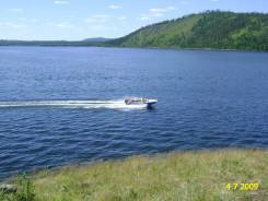 Днепр. Год: 2009 год, двигатель подвесной, 40,00л.с., бензин