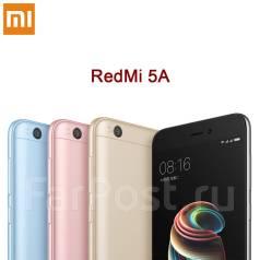 Xiaomi Redmi 5A. Новый, 16 Гб, 3G, 4G LTE, Dual-SIM