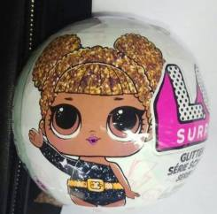 Кукла-сюрприз LOL серия Glitter оригинал