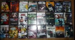 Продам диски на Sony PS 2 и PS 3