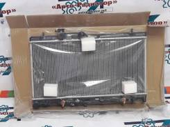 Радиатор охлаждения двигателя. Subaru Legacy Lancaster Subaru Impreza, GD2, GD3, GD4, GD5, GD9, GDA, GDE, GG2, GG3, GG4, GG5, GG9, GGA, GGE Subaru Leg...
