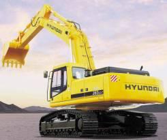 Услуги экскаватора с гидромолотом Hyundai R360LC-7