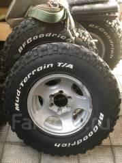Продам колеса грязевые. 6x139.70 ET0