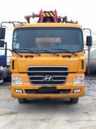 Junjin. Hyundai junjin Бетононасос 52 м, 2 700 куб. см., 52 м.