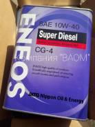 Eneos Super Diesel. Вязкость 10W-40, полусинтетическое